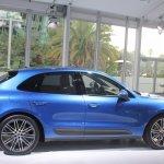 Porsche Macan side