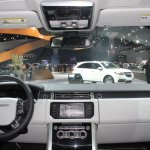 Range Rover L Autobiography dashboard