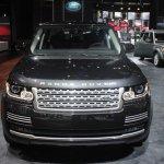 Range Rover L Autobiography front