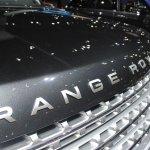 Range Rover L Autobiography grille
