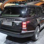 Range Rover L Autobiography rear quarter
