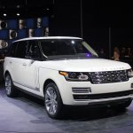Range Rover L front quarter