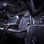 Rolls-Royce Celestial Phantom interior