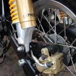 Royal Enfield Continental GT Rear Shocks