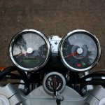 Royal Enfield Continental GT Speedometer Cluster