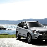 Ssangyong Actyon facelift