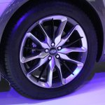 Subaru Cross Sport Concept alloy wheel