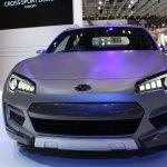 Subaru Cross Sport Concept front