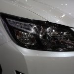 Subaru Crossover 7 headlight