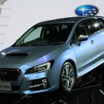 Subaru LEVORG Concept 2013 Tokyo Motor Show front three quarters right