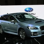 Subaru LEVORG Concept 2013 Tokyo Motor Show front three quarters