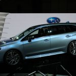 Subaru LEVORG Concept 2013 Tokyo Motor Show profile