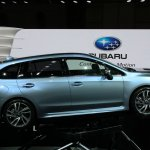 Subaru LEVORG Concept 2013 Tokyo Motor Show side