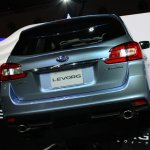 Subaru LEVORG Concept rear 2013 Tokyo Motor Show