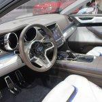 Subaru Legacy Concept dashboard
