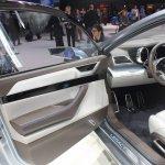 Subaru Legacy Concept door trim