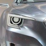 Subaru Legacy Concept headlamp