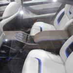 Subaru Legacy Concept rear seat