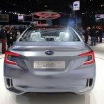 Subaru Legacy Concept rear view
