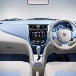 Suzuki A Wind Concept Bangkok dashboard