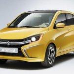 Suzuki A Wind Concept Bangkok front three quarter