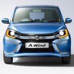Suzuki A Wind Concept Bangkok front