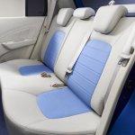 Suzuki A Wind Concept Bangkok rear seat