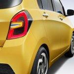 Suzuki A Wind Concept Bangkok taillight