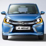 Suzuki A:Wind Concept front at Thailand International Motor Show