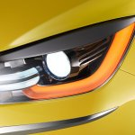 Suzuki A:Wind Concept headlight at Thailand International Motor Show