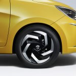 Suzuki A:Wind Concept wheel design at Thailand International Motor Show