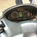 Suzuki Burgman 125 ABS dashboard