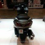Suzuki Burgman 125 ABS rear view