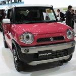 Suzuki Hustler front