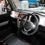 Suzuki Hustler interiors