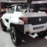 Suzuki X-LANDER rear three quarter