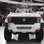 Suzuki X-LANDER rear