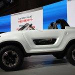 Suzuki X-LANDER side