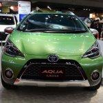 Toyota Aqua Cross front