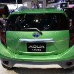 Toyota Aqua Cross rear