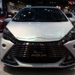 Toyota Aqua G Sports front