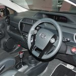 Toyota Aqua G Sports interior