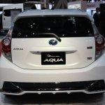 Toyota Aqua G Sports rear