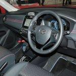 Toyota Corolla Axio Hybrid interior