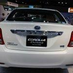 Toyota Corolla Axio Hybrid rear