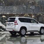 Toyota Land Cruiser Prado facelift rear