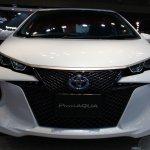 Toyota Premi Aqua front