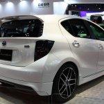 Toyota Premi Aqua rear quarter Tokyo Motor Show