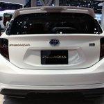 Toyota Premi Aqua rear