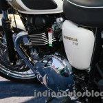 Triumph Bonneville T100 engine 3